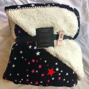Victoria's Secret Plush Blanket